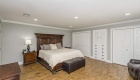 master bedroom - greenwell springs home for sale