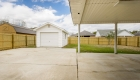 back from carport - gonzales home for sale michael anthony ct