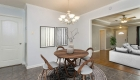 dining living area staged - gonzales home for sale michael anthony ct