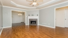 living area fireplace - gonzales home for sale michael anthony ct