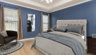 master bedroom staged - gonzales home for sale michael anthony ct