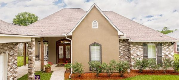 front of home for sale in prairieville